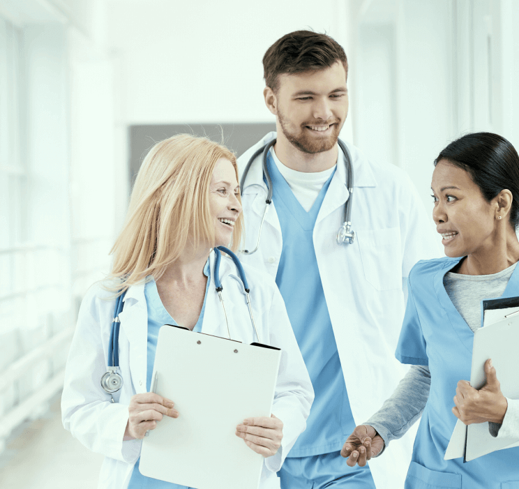 doctors-chatting