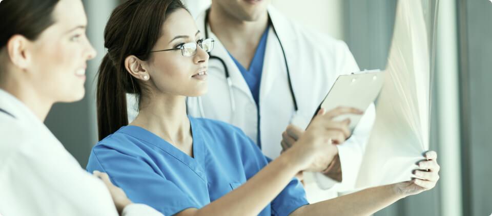 Imagem referente ao setor Diagnóstico e Imagem