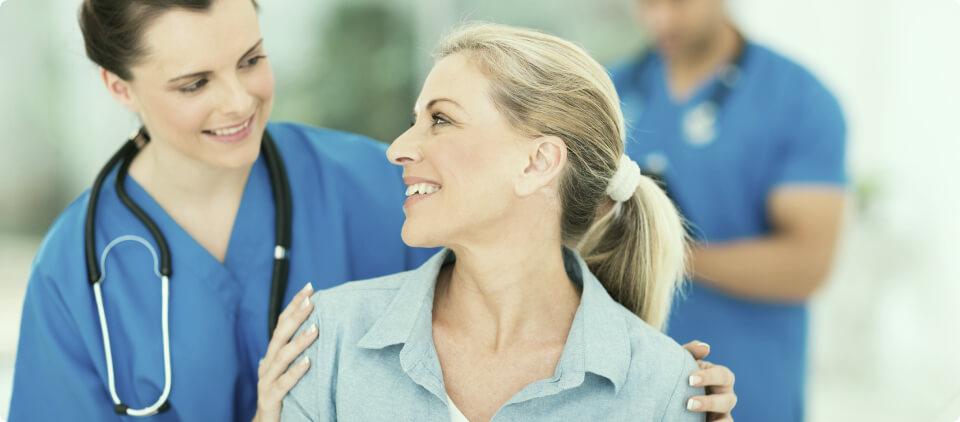 Imagem referente ao setor Assistência de Enfermagem