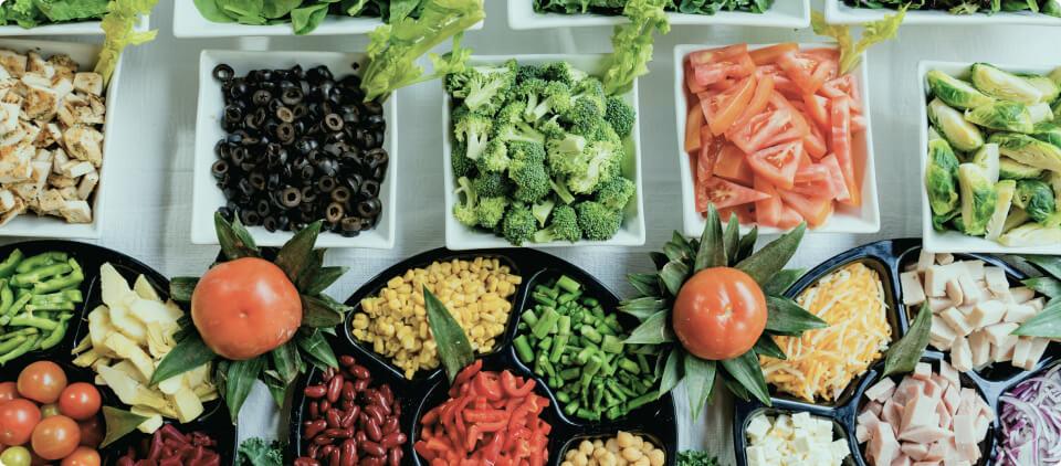 Imagem referente ao setor Nutrição